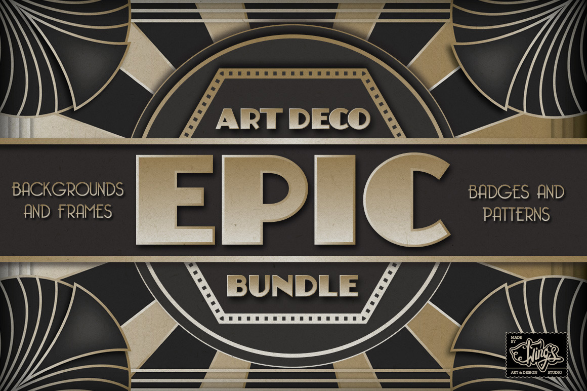Epic Art Deco Bundle