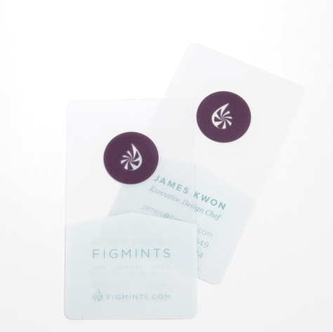 Figmints-Plastic-Business-Cards