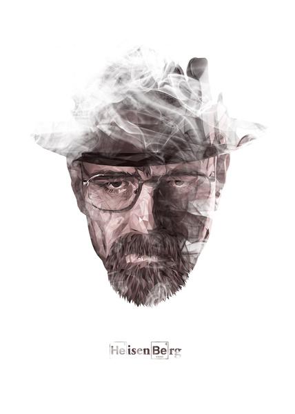 Heisenberg by Malobi