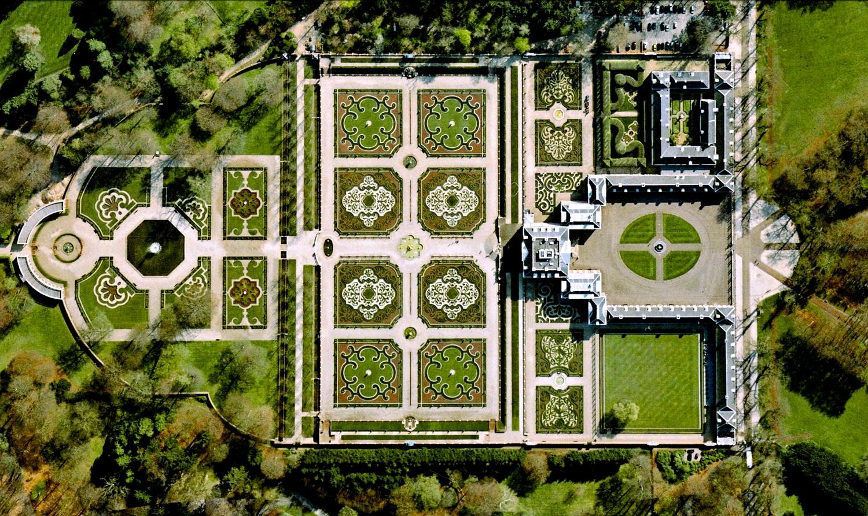 Het Loo Palace in Apeldoorn, Netherlands