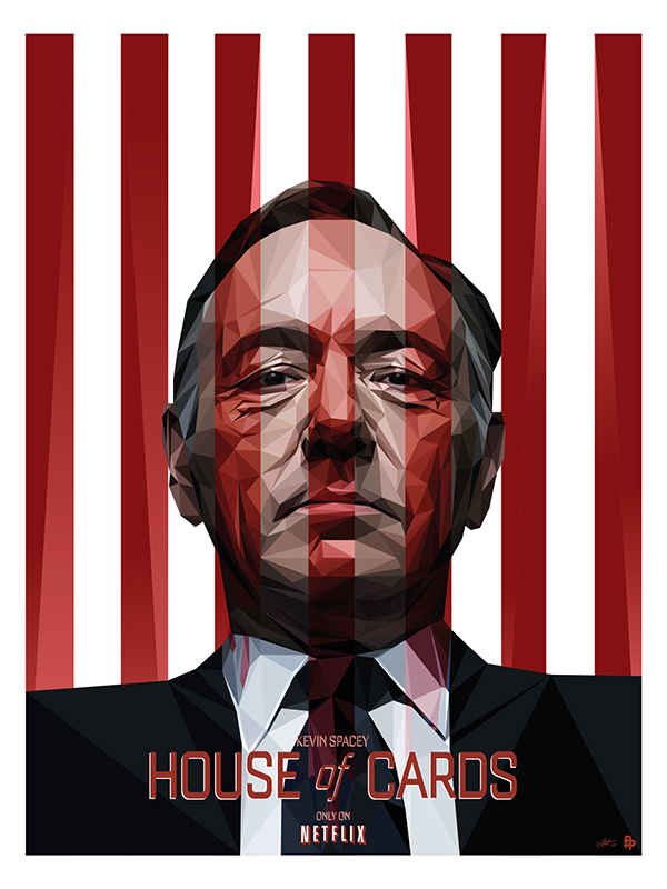 House of Cards by Simon Delart