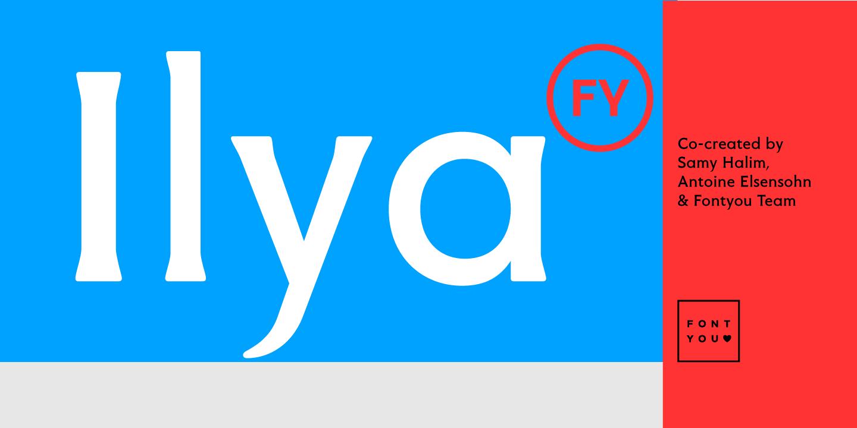 Ilya-FY