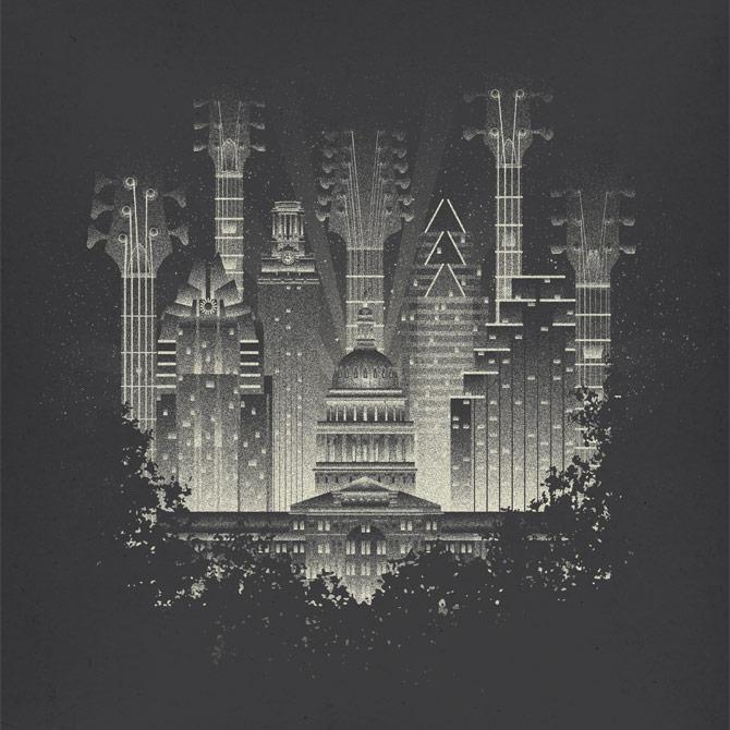 Live Music Capital by Shawn Ryan