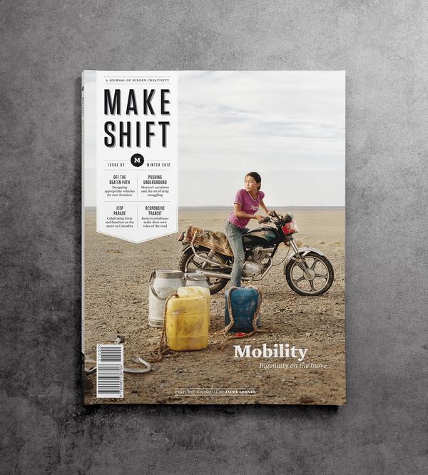 Makeshift Magazine