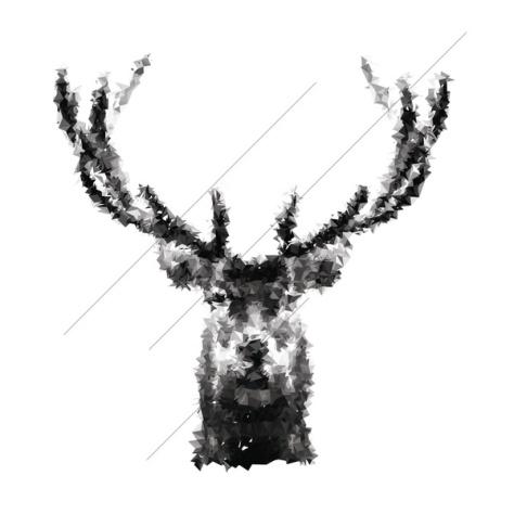 Poly Deer by SpacePixel