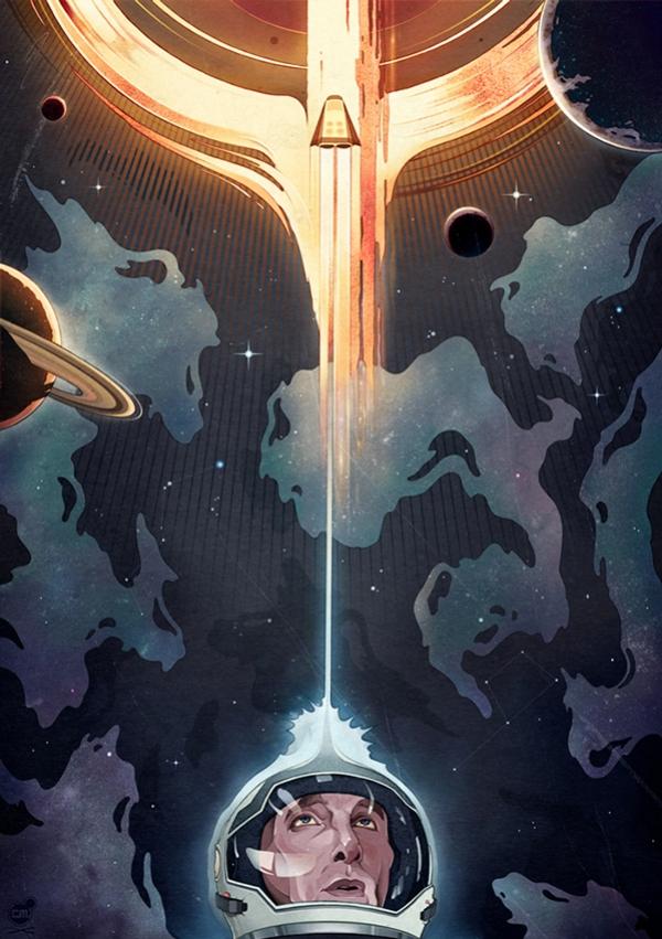 Poster by Chris B. Murray