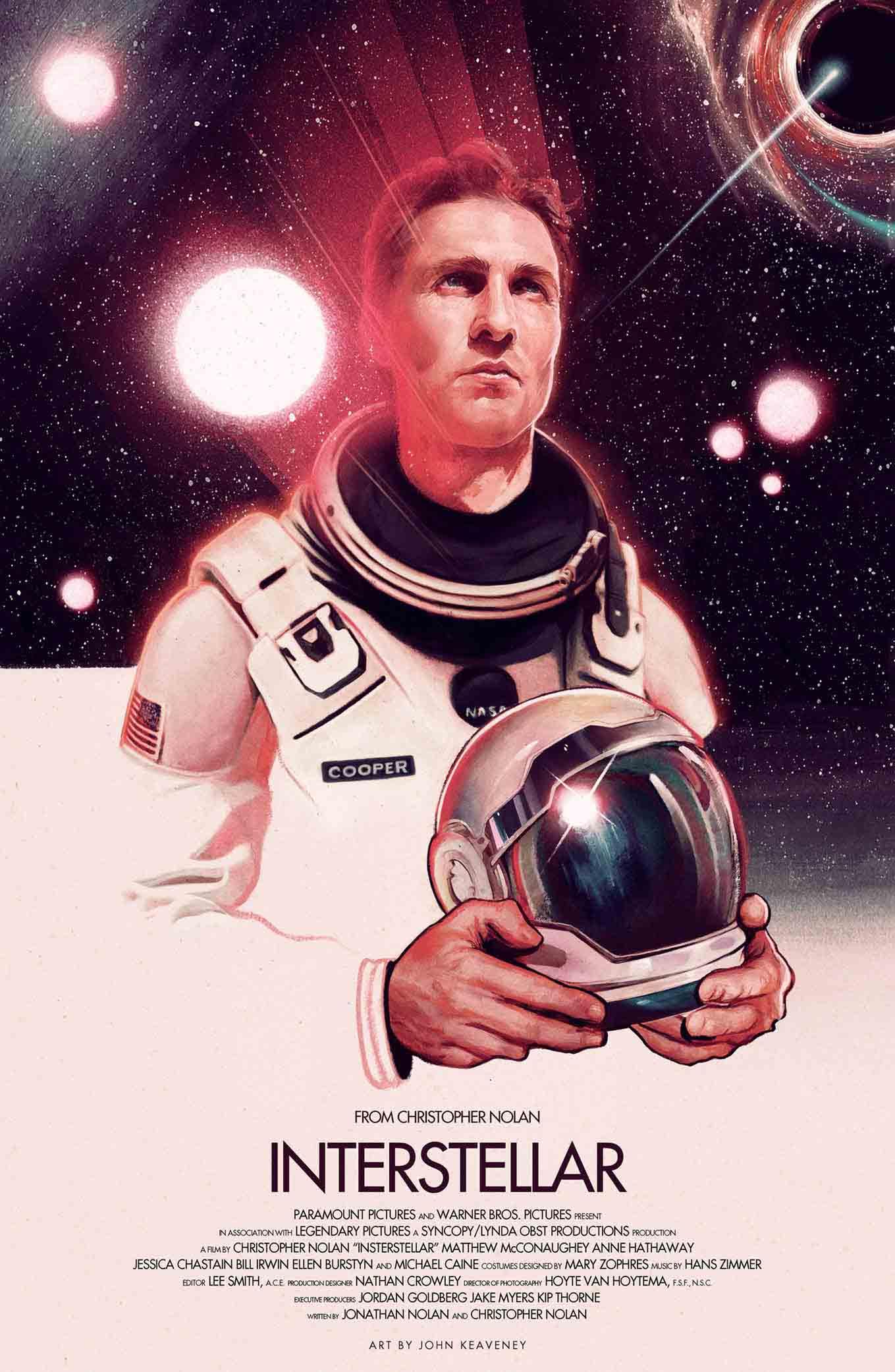 Poster by John Keaveney