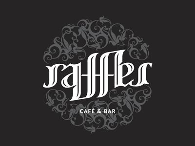 Raffles Cafe by Alex Lloyd
