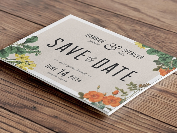 Save The Date by Jessica Strelioff