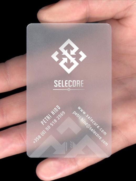 Selecore Business Card by Luka Balic