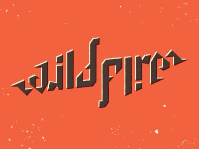 Wildfire by Gustav Holtz