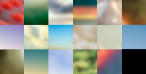 18 Free Blurred Backgrounds by Nathan Trafford