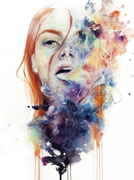 Art is really dangerous by Agnes-cecile