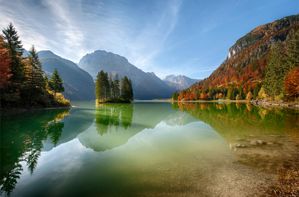 Autumn in Slovenia by Marie-Jose van Rijsbergen