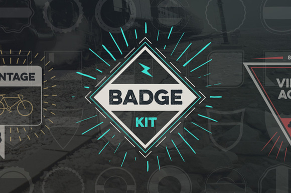 Badge Creator Kit Vol.2