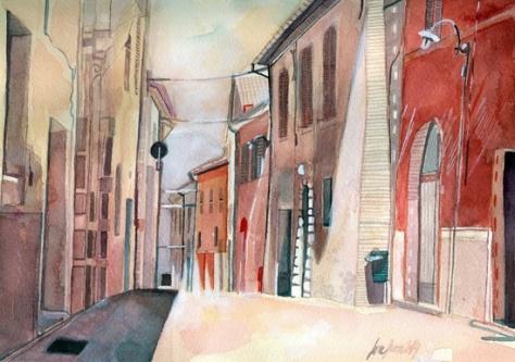 Italy by Jane-Beata