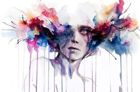 l'assenza by Agnes-cecile