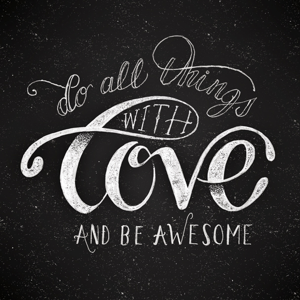 12 Charming Hand Lettered Quotes By Neil Tony Porter Inspirationfeed