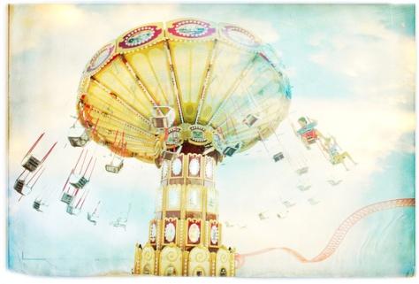 Step back into fun by Mina Teslaru