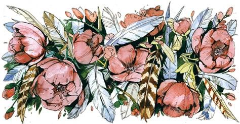 Watercolor Art by Barbara Bernat1