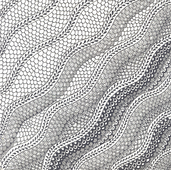 Zentangle Design Trend 60 Inspiring Examples Inspirationfeed New Zentangle Patterns