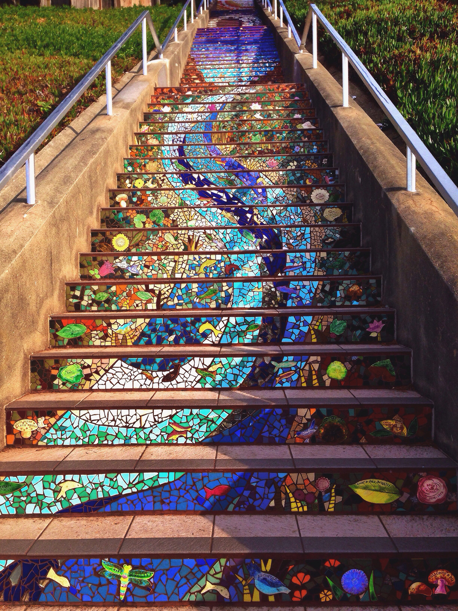 50 Crazy Stairs From Around The World