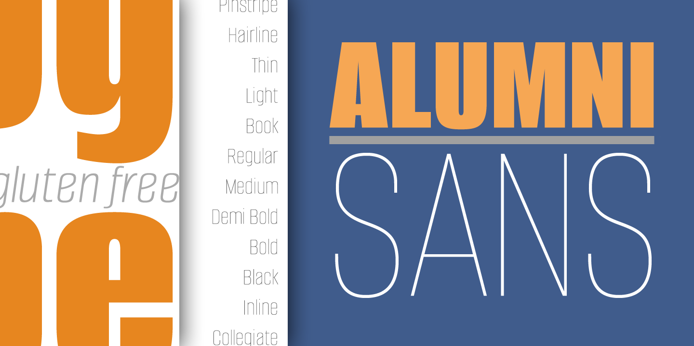 Alumni by TypeSETit