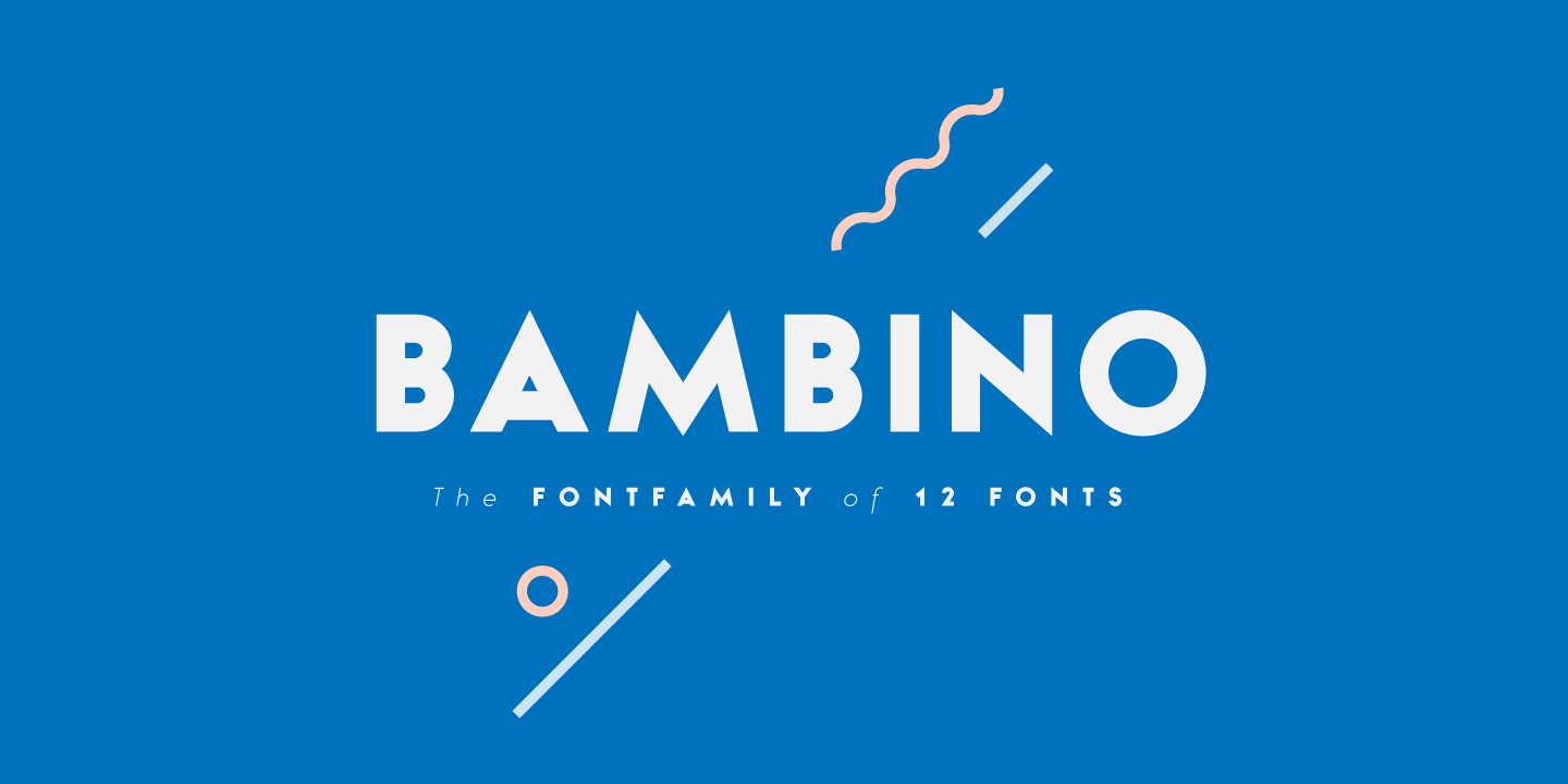Bambino by Mindburger Studio