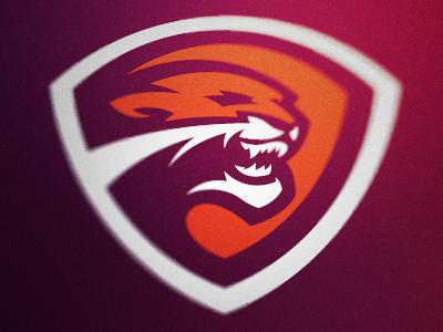 Cougar Logo by Fraser Davidson