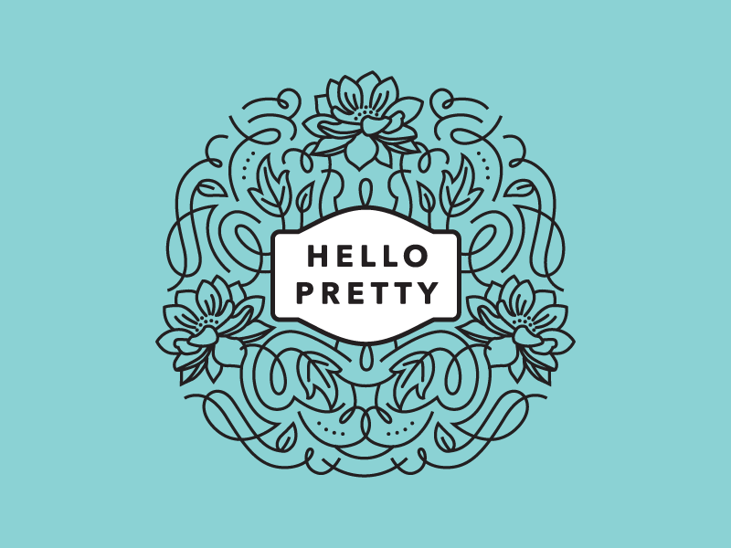 Hello Pretty by Amy Hood