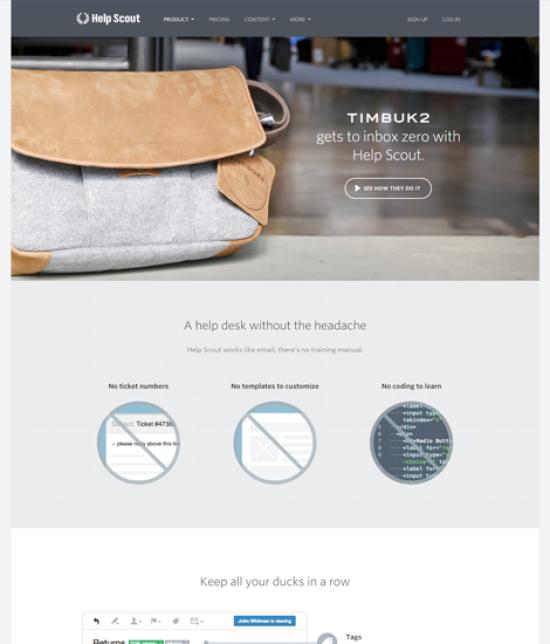 Help desk for Online Retailers