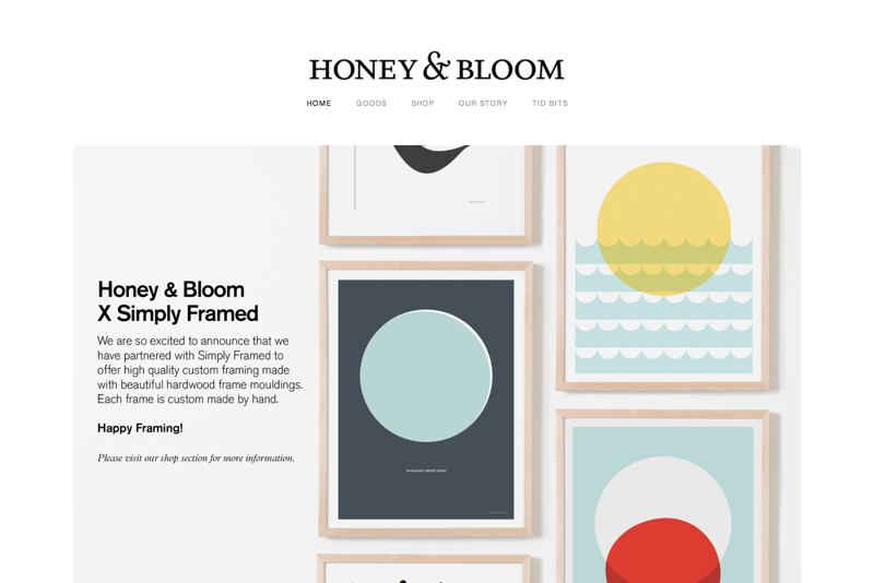 Honey & Bloom