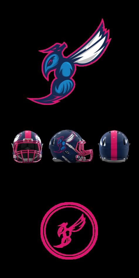 Hornet - Mascot Logo by Matt Doyle