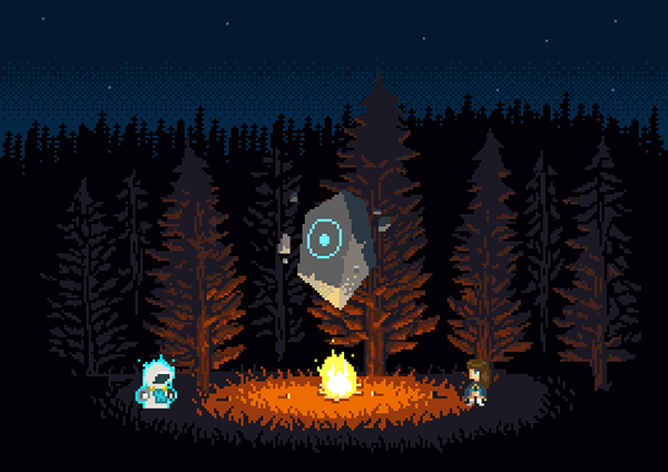 Indie Game by Luis Zuno