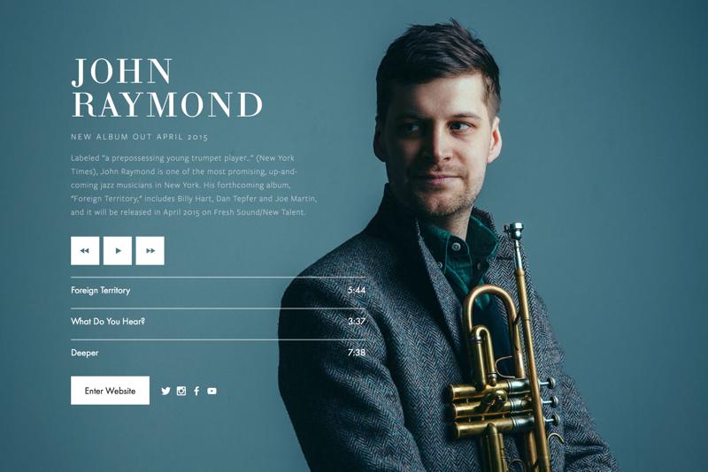 John Raymond Music