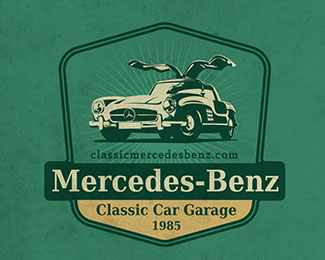 Mercedes Benz by Sgcanturk