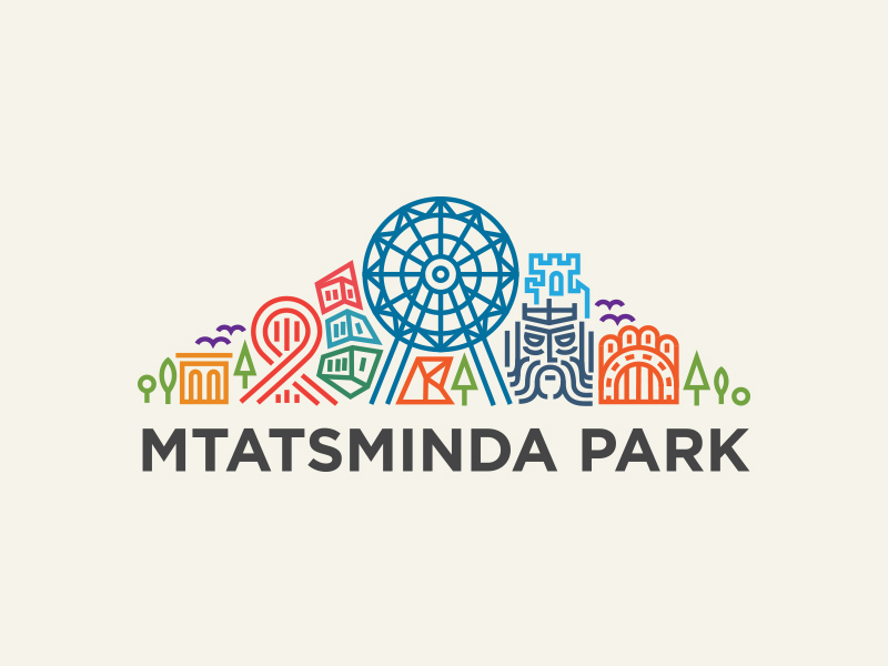 MtatsmindaPark by Nick Kumbaria