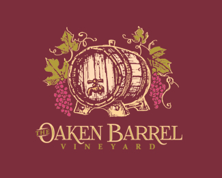 Oaken Barrel Vineyard by LuBeraDesign
