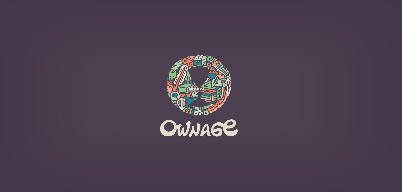 Ownage Logo by Breno Bitencourt