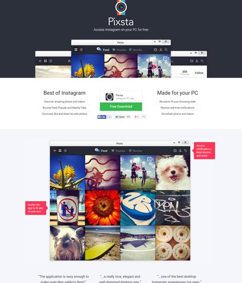 Pixsta App