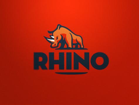 Rhino by Fraser Davidson