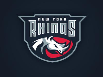 Rhinos by CJ Zilligen