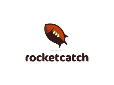 Rocketcatch Logo by Dalius Stuoka