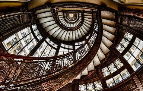 Rookery Staircase by Raf Winterpacht