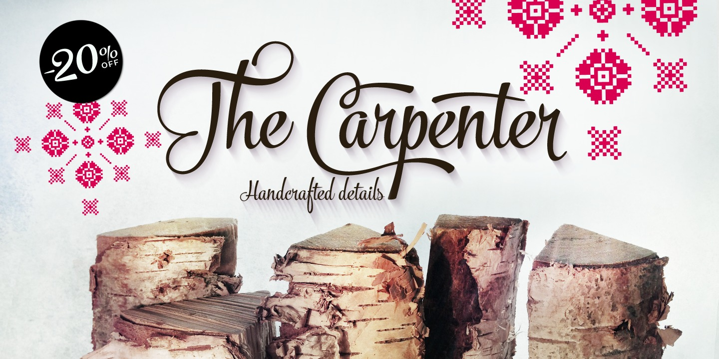 The Carpenter by Fenotype