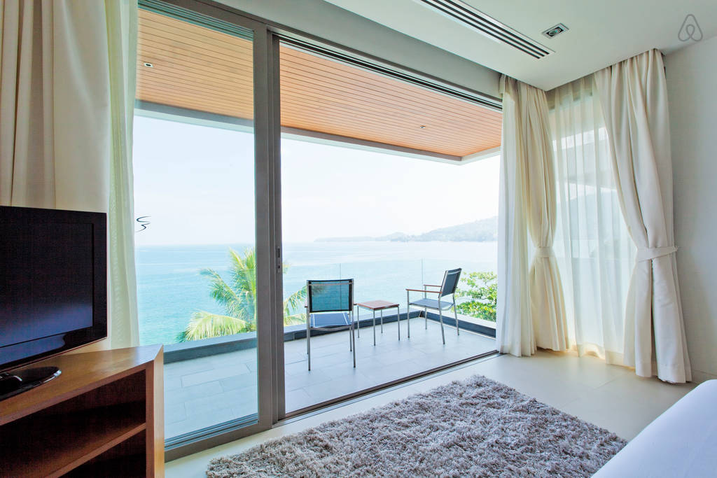 Ocean Front Villa in Thailand1