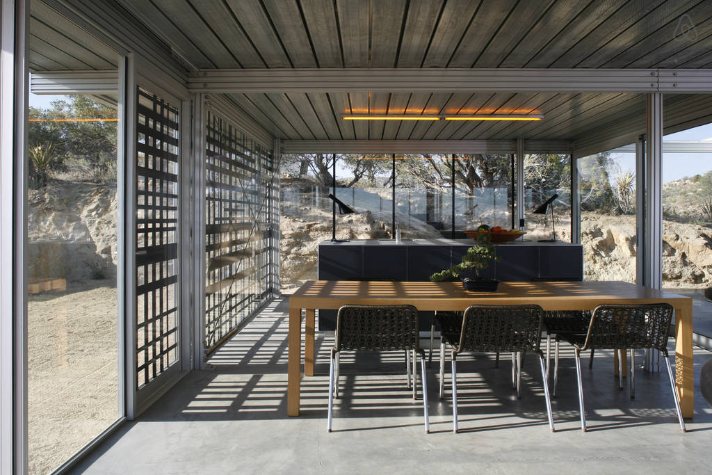 Off-grid House