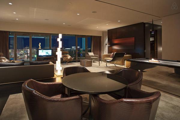 Vegas Luxury Palms Place Penthouse1