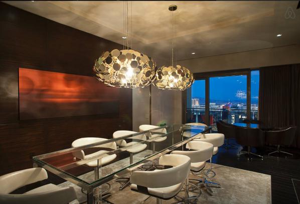 Vegas Luxury Palms Place Penthouse2