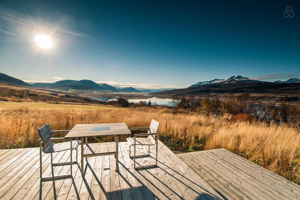 Villa in Iceland2